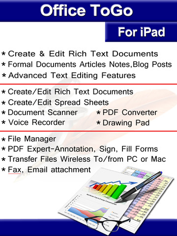 Office ToGo App download For Iphone and Ipad is on AppRater
