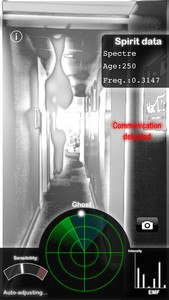 Ghost Observer Scary Detector