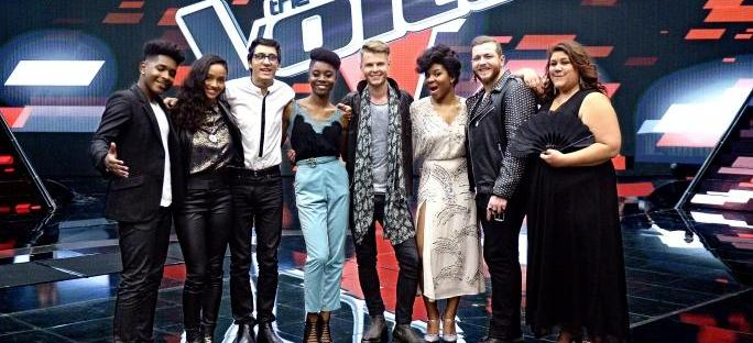 comment participer à the voice
