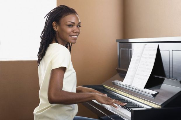 reconnaître les notes d'un piano