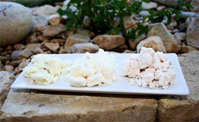 beurres végétaux pour faire du savon