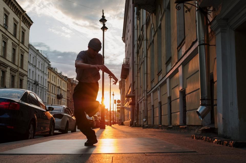 Street dance - chorégraphie