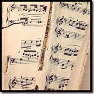 partition de piano