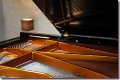 Piano rutilant