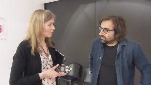 André Manoukian et Marie-Cécile Baritou