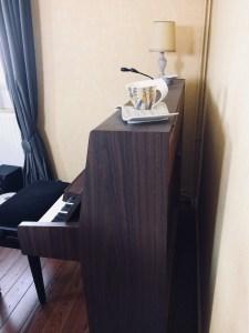 Décoller son piano du mur
