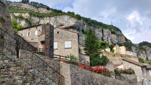 Roquefort-sur-Soulzon, Aveyron, France
