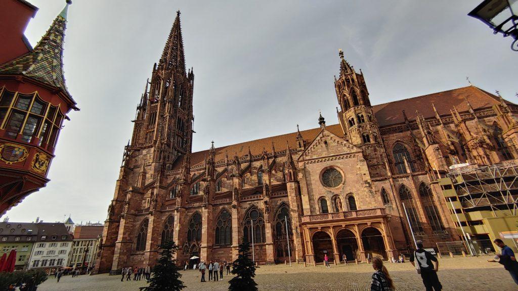 Allemagne_Cathédrale de Fribourg-en-Brisgau