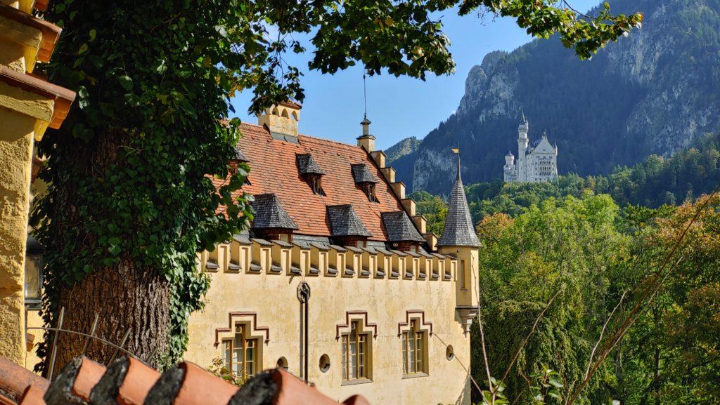 Châteaux de Hohenschwangau et Neuschwanstein