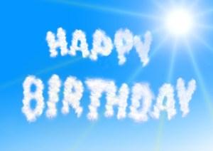 Happy Birthday