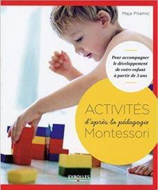 Activités d'apres la pedagogie montessori