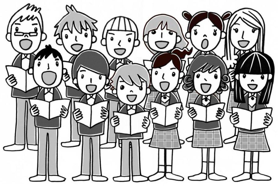 chorale enfant