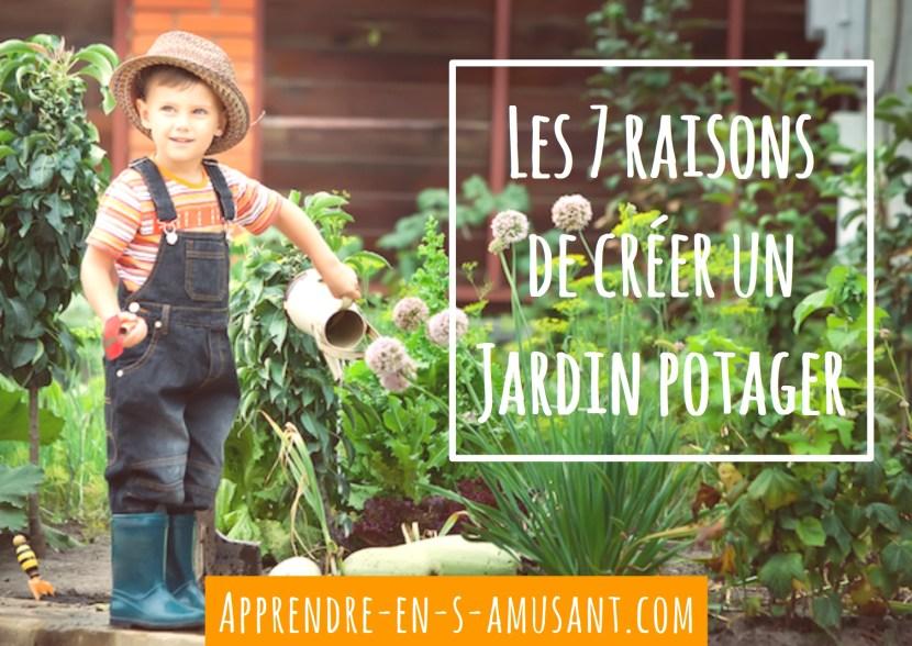 Couverture article Jardin Potager