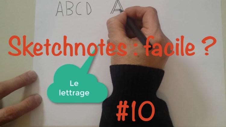 Sketchnotes : facile ?