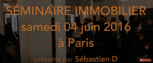 seminaire immobilier