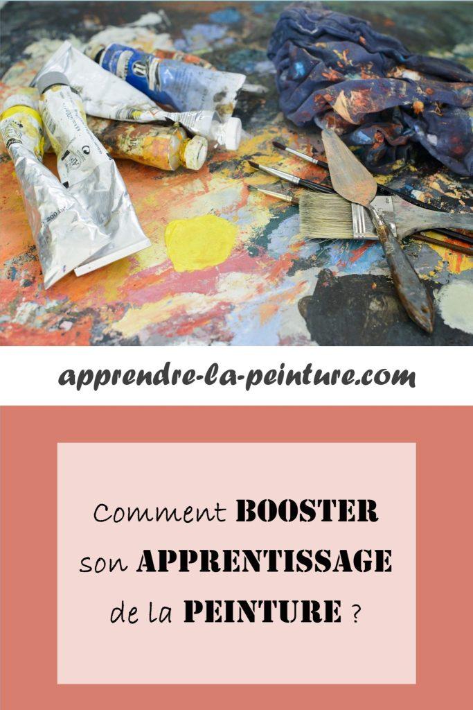 Cliquez ici pour découvrir 3 conseils pour booster votre apprentissage de la peinture.