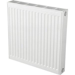 radiateur eau chaude chauffage central panneaux acier blanc type 22