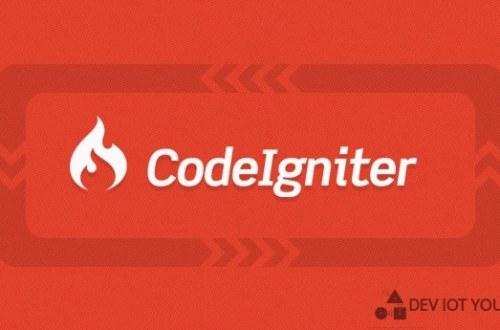 Framework PHP : Pourquoi vous devriez choisir CodeIgniter 12