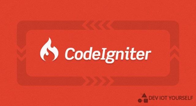 Framework PHP : Pourquoi vous devriez choisir CodeIgniter 1