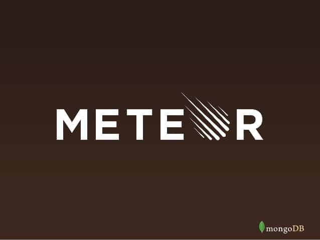 Meteor : Développer des applications web full JavaScript 1