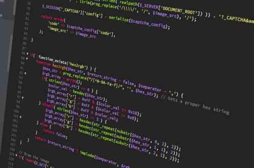 Mon environnement de travail en tant que Web Developer 13