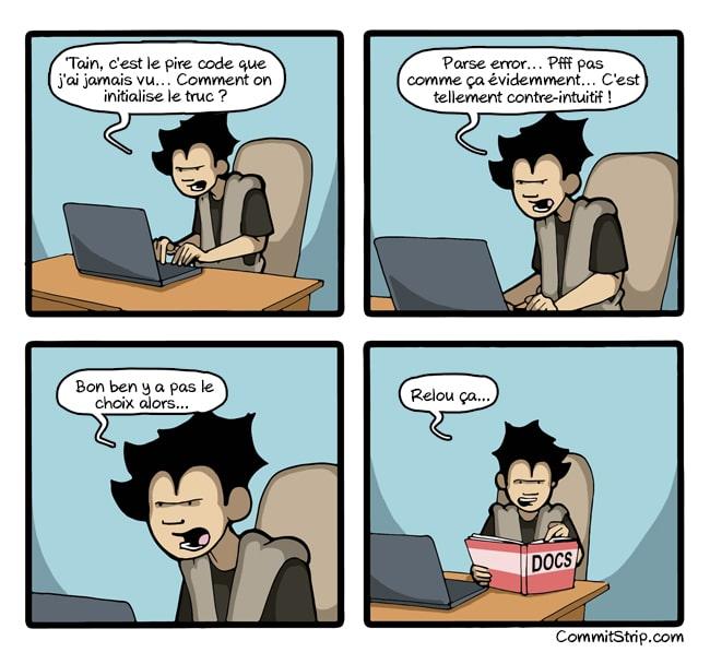 commitstrip documentation