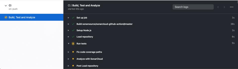 Analyser la qualité et la sécurité de votre code avec SonarCloud 9