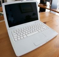 Macbook blanc unibody 2007