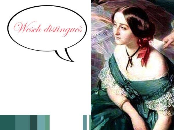 wesch distingué blog apprendre les bonnes manières