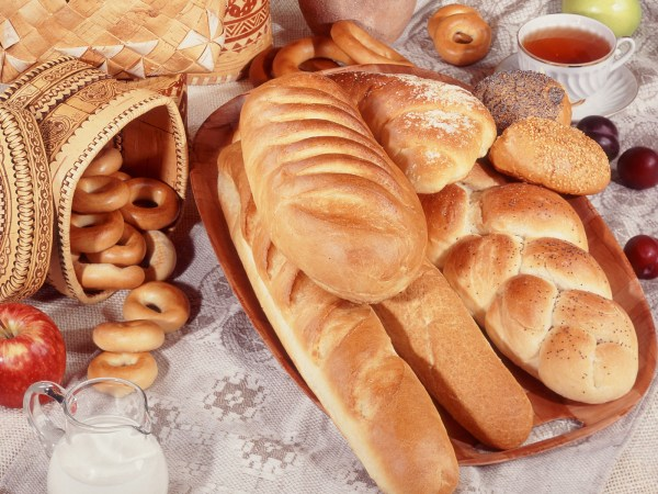 pain et art de vivre à la française