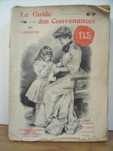 manuel savoir vivre convenaces liselotte 1902 convenance comment manger les huîtres guide vintage