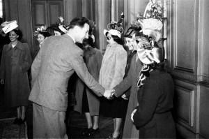 Catherinettes 2 Comment les Catherinettes célébraient-elles la Ste Catherine en 1953 ?