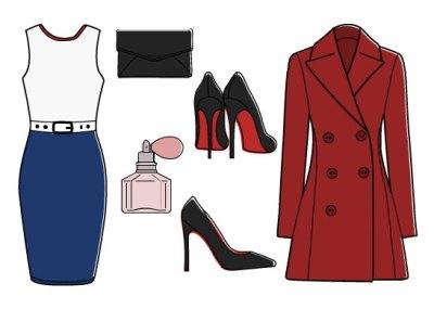 ebook Comment s'habiller comme une lady jean invisible bonnes manières chic classe élégance femme habit vêtement coach look expert spécialiste