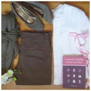 comment-habiller-comme-une-lady-2 comment s' habiller comme une lady femme élégante kate middleton robe cocktail chic classe protocole guide manières étiquette