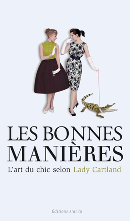 l'art du chic selon Lady Cartland 2 art du chic selon Lady Cartland protocole lady élégance classe