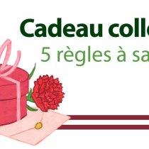 5 règles d'étiquette à connaître sur les cadeaux collectifs ?