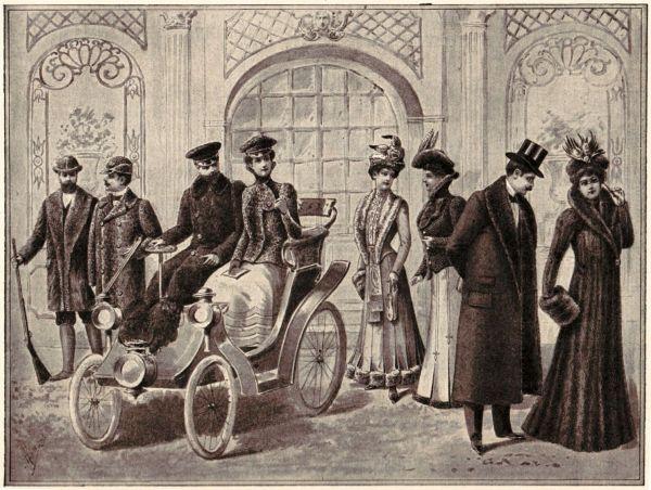visites du jour de l'an 3 protocole devoir usage coutume code règles tradition 19e siècle 20e siècle