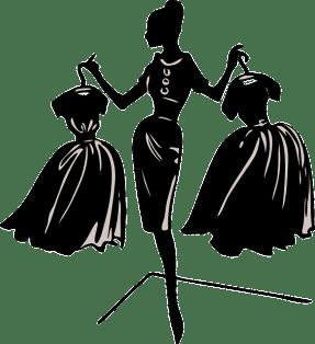 Élégance vestimentaire d'une lady