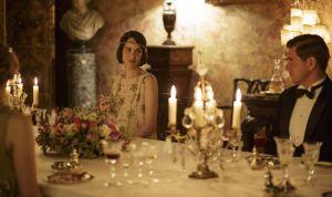 downton abbey dîner de cérémonie comment mettre la table dîners aristocratiques diamant belle table 19e siècle savoir-vivre protocole étiquette dining room