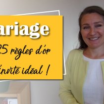 Invité à un MARIAGE : 25 règles d'étiquette pour faire honneur aux mariés