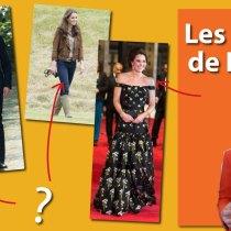 Les 12 écarts de Kate Middleton en matière d'élégance