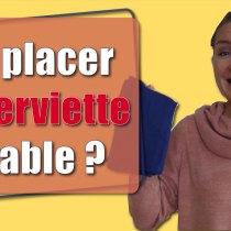 Où placer la SERVIETTE à table ? ------ A GAUCHE ou à DROITE de l'assiette ?