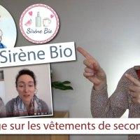 Mode éthique & minimalisme : un riche échange avec Elodie, alias Sirène Bio