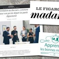 Madame Le Figaro : réussir votre pot de départ (mes conseils dedans)