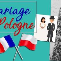 Mariage polonais : quelles traditions ? --- petit récit des noces en Pologne ---