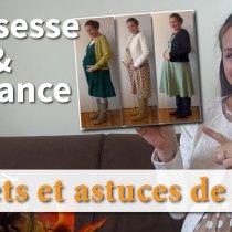 Grossesse et élégance : les règles d'or des Ladies pour s'habiller malgré une mode restreinte