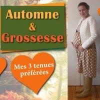Grossesse en automne : mes 3 robes préférées --- Critères : élégance, décence et féminité ---