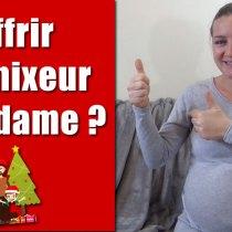 Offrir un mixeur à Madame pour Noël : est-ce une insulte ?