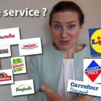 Marque ou discount ? --- Que choisir pour rendre service à vos voisins ?