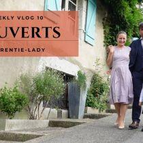Weekly vlog #10 : Une affaire de couverts --- Apprentie-Lady au pays basque